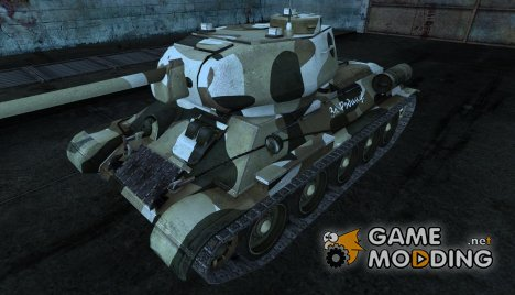 T-34-85 Blakosta for World of Tanks