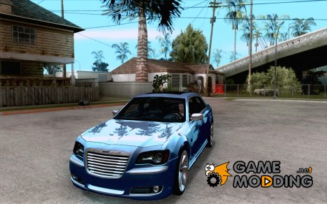 Chrysler 300C V8 Hemi Sedan 2011 для GTA San Andreas