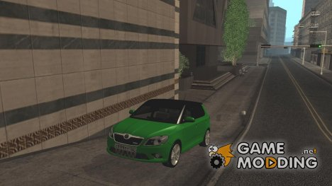 Skoda Fabia RS for GTA San Andreas
