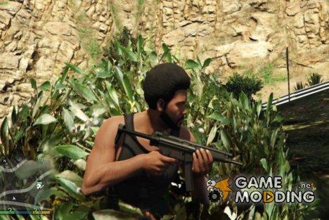 MP5 для GTA 5