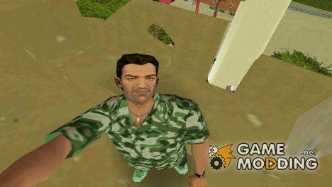 Военный Томми for GTA Vice City