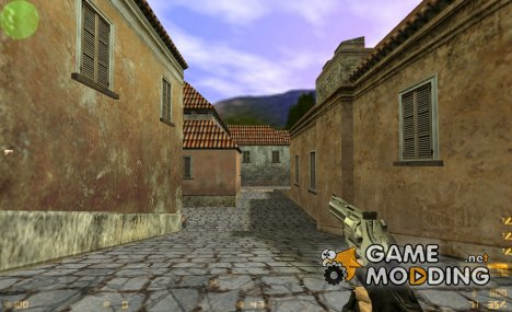 Desert Eagle Revolver for Counter-Strike 1.6