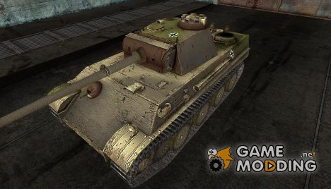 PzKpfw V Panther daven for World of Tanks