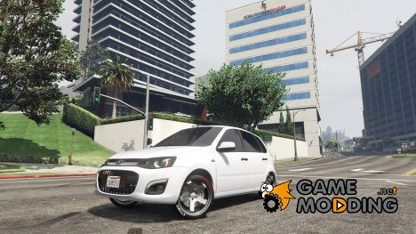 2013 Lada Kalina for GTA 5