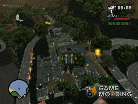 Остров Санта Мария for GTA San Andreas