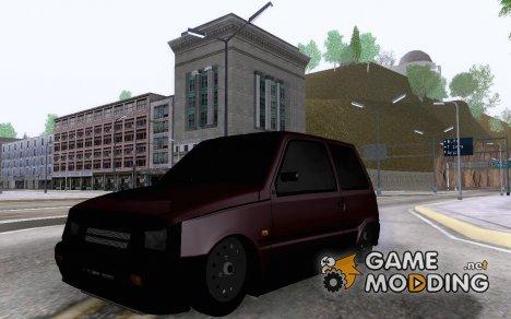 ВАЗ Ока 1111 for GTA San Andreas