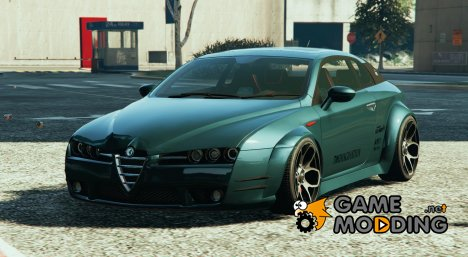 Alfa Romeo Brera Custom для GTA 5
