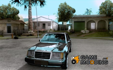 Mercedes-Benz E250 V1.0 для GTA San Andreas