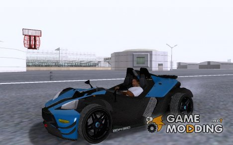 KTM-X-Bow for GTA San Andreas