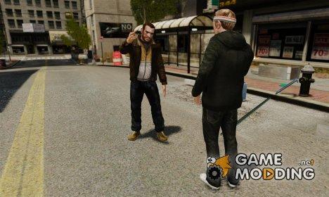 Оскорбление для GTA 4