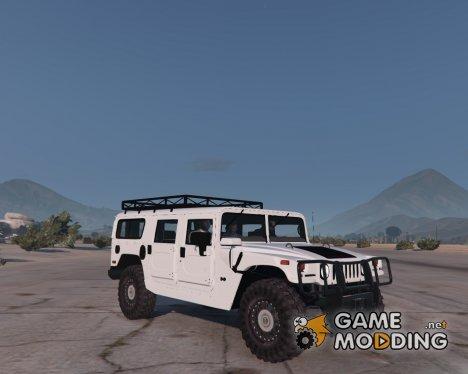Hummer H1 v2.0 для GTA 5