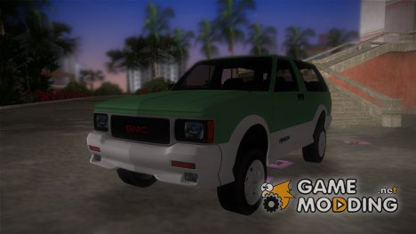 GMC Typhoon for GTA Vice City