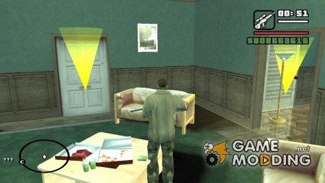 Показатель FPS для GTA San Andreas