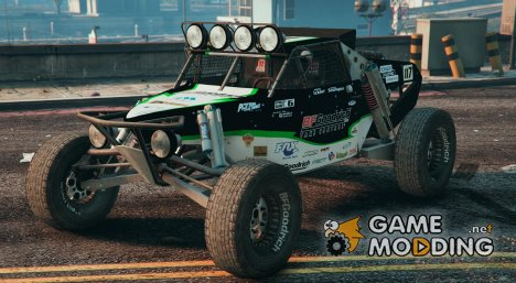 Buggy Baja BETA for GTA 5