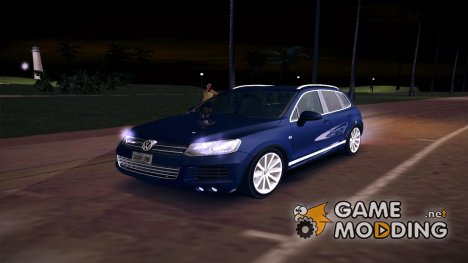 VW Touareg V8 FSI  2013 для GTA San Andreas