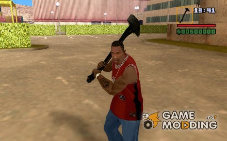 Хороший молот из игры Red Faction Guerrilla for GTA San Andreas