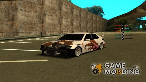 "Toyota Altezza ""Волчицы и пряности"" для GTA San Andreas"