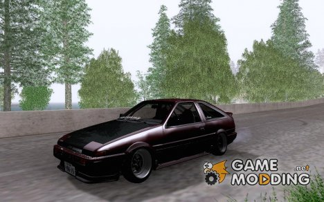 Toyota Sprinter Trueno AE86 JDM for GTA San Andreas