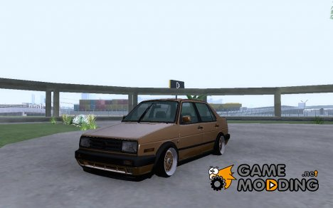 VW Jetta MK2 for GTA San Andreas