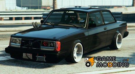 Volvo 242 for GTA 5