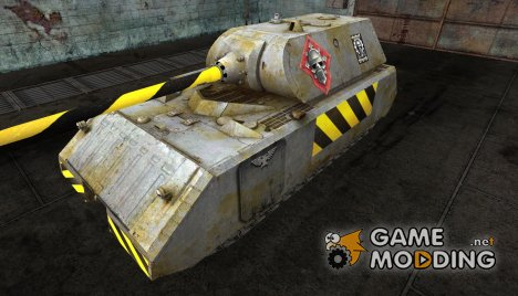 Maus lexadureha для World of Tanks