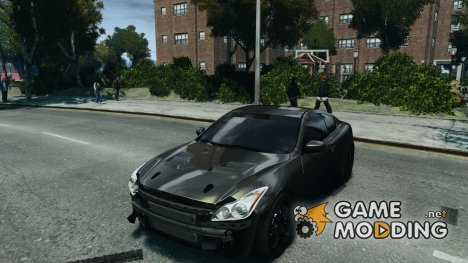 Infiniti G37 Coupe Carbon Edition v1.0 для GTA 4