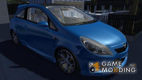Opel Corsa для Street Legal Racing Redline