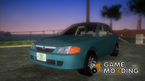 Mazda Protege (Familia) LX 1999 for GTA Vice City