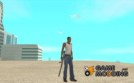 Glock 18c for GTA San Andreas