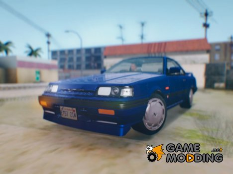 1987 Nissan Skyline R31 GTS-R Mk.VII for GTA San Andreas