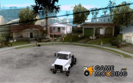 ГАЗ 3309 седельный тягач for GTA San Andreas
