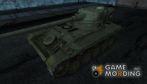 Шкурка для FMX 13 90 №5 for World of Tanks