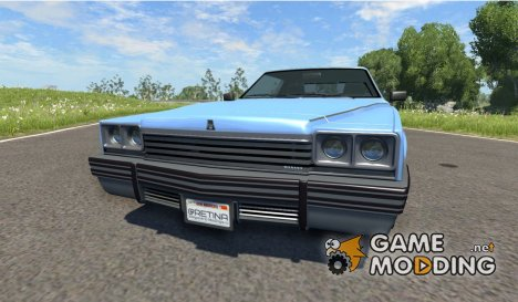Manana (Grand Theft Auto V) for BeamNG.Drive
