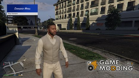 Scenario Menu 1.1 for GTA 5