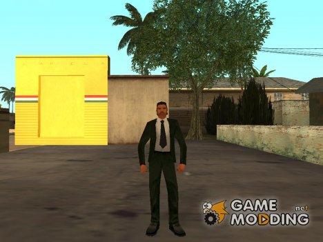 Бизнесмен из GTA VC for GTA San Andreas