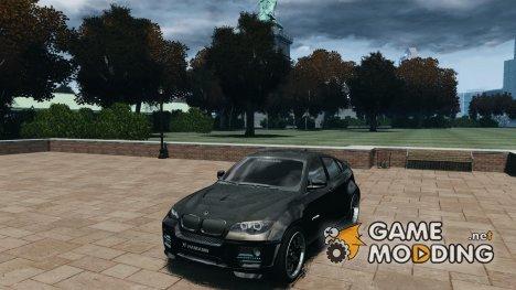 BMW Х6 Hamann for GTA 4