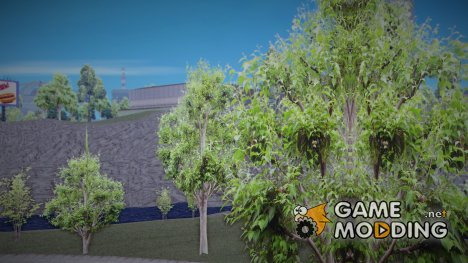 HD Trees for GTA 3