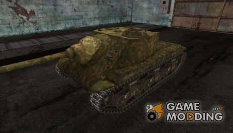 шкурка для T25 AT №3 для World of Tanks