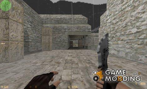 Traker Knife Se for Counter-Strike 1.6