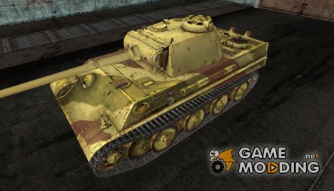 PzKpfw V Panther 10 for World of Tanks