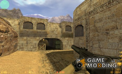 Bullet_Head's Mac10 (silenced) для Counter-Strike 1.6