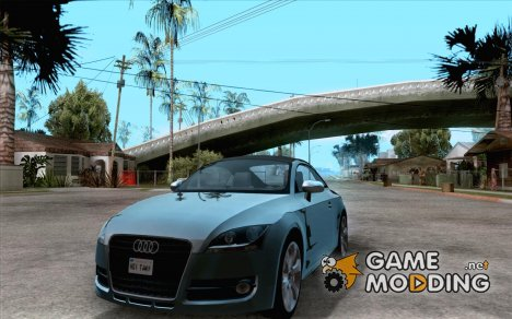 Audi TT 2006 for GTA San Andreas