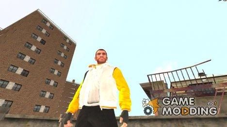 """Куртка """"Rockstar"""" для GTA 4"""