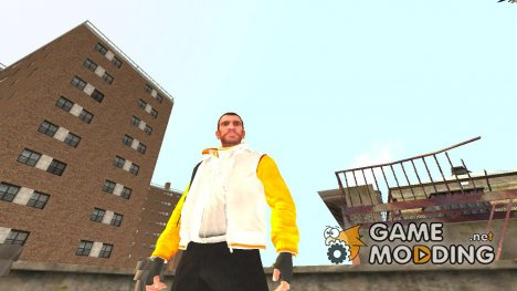 "Куртка ""Rockstar"" for GTA 4"