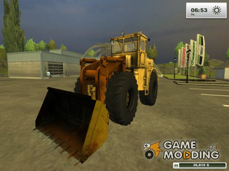 Кировец К-701АП & ПКУ v1.0 для Farming Simulator 2013