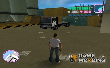 SA DFT-30 для GTA Vice City