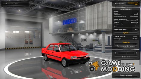 RENAULT 9 for Euro Truck Simulator 2