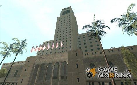 City Hall Los Angeles для GTA San Andreas