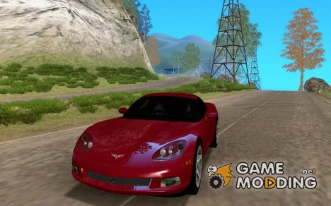 Chevrolet Corvette Z51 for GTA San Andreas