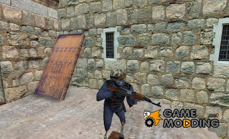 Sepulchral GSG9 for Counter-Strike 1.6